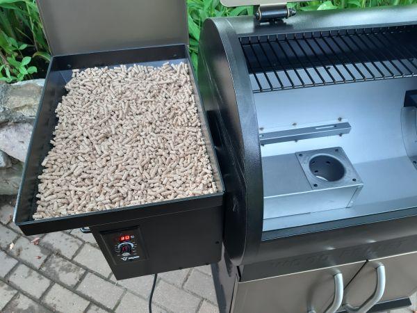 960kg Buchenpellets zum Räuchern/ Smokern/ Grillen inkl. Lieferung nach ganz Österreich