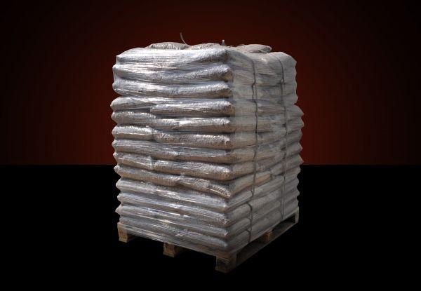 Holzpellets aus Nadelholz mit Zertifizierung | 960 kg Palette (64 Säcke x 15 kg) als Pferde & Co.-Co