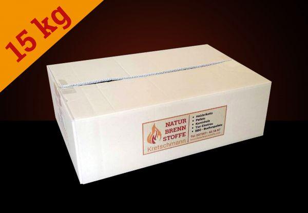 Testpaket 15kg Buchenpellets zum Smokern und Grillen inkl. Porto