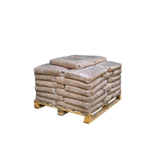 480kg Buchen-Pellets inkl. Versand