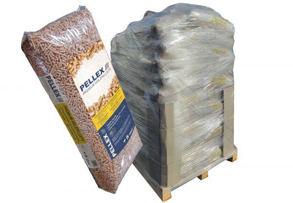 Nadelholz Pellets ENplusA1 | 960 kg Palette | inkl. Versand
