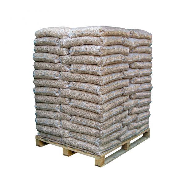 960kg Buchenpellets zum Räuchern/ Smokern/ Grillen inkl. Versand ab 5,29€/15kg