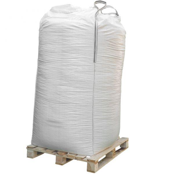 Nadelholz Pellets auf BigBag Palette 1.000 kg - Kiefer Industriepellets | inkl. Versand