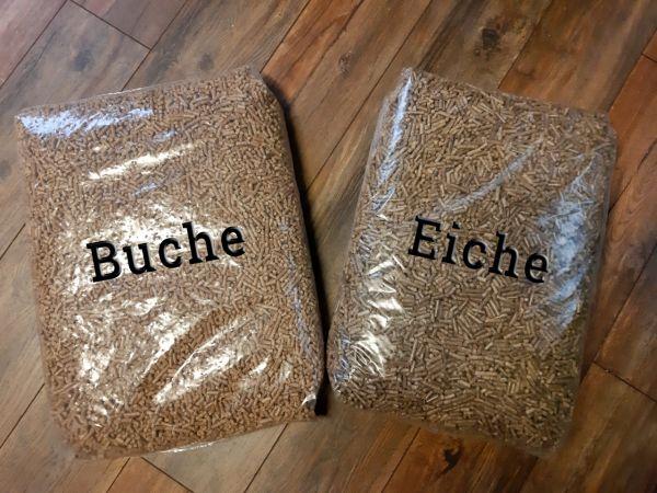 960kg Eichen+Buchen-Pellets zum Räuchern/ Smokern/ Pilzzucht inkl. Lieferung nach ganz Österreich-Co