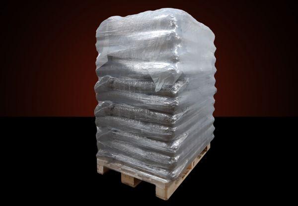 Pferdeeinstreu - Leinstroh-Pellets | 726 kg Palette (66 Säcke x 11 kg) inkl. Versand nach Österreich