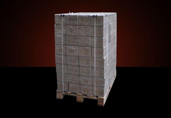Räumungsverkauf! 960kg Würfel-Holzbrikett MIX Nadelholz-Hartholz ab Lager