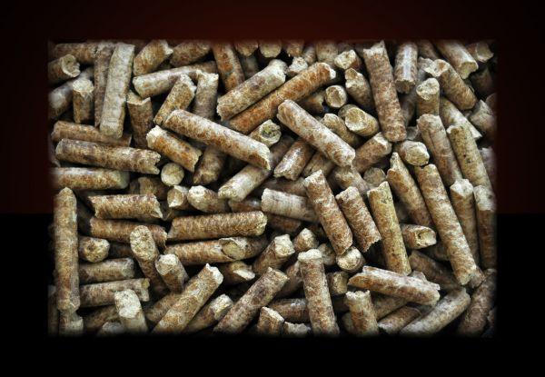 Buchenpellets zum Grillen, Räuchern, Smoken, Smokerpellets